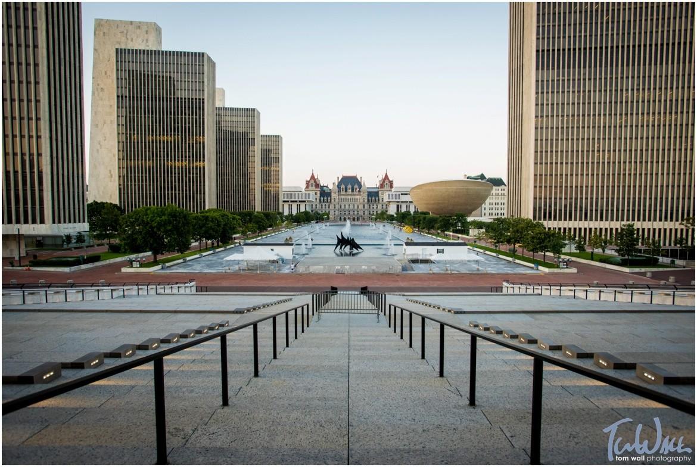 Empire State Plaza, Albany, NY