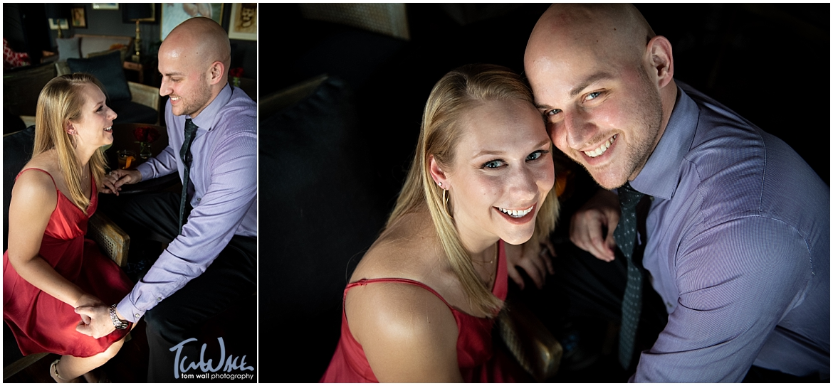 The Berlin -- Ashley & Mike's engagement session