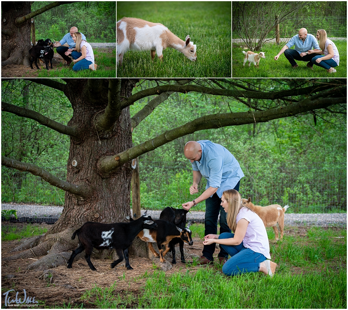 June Farms -- Ashley & Mike's engagement session