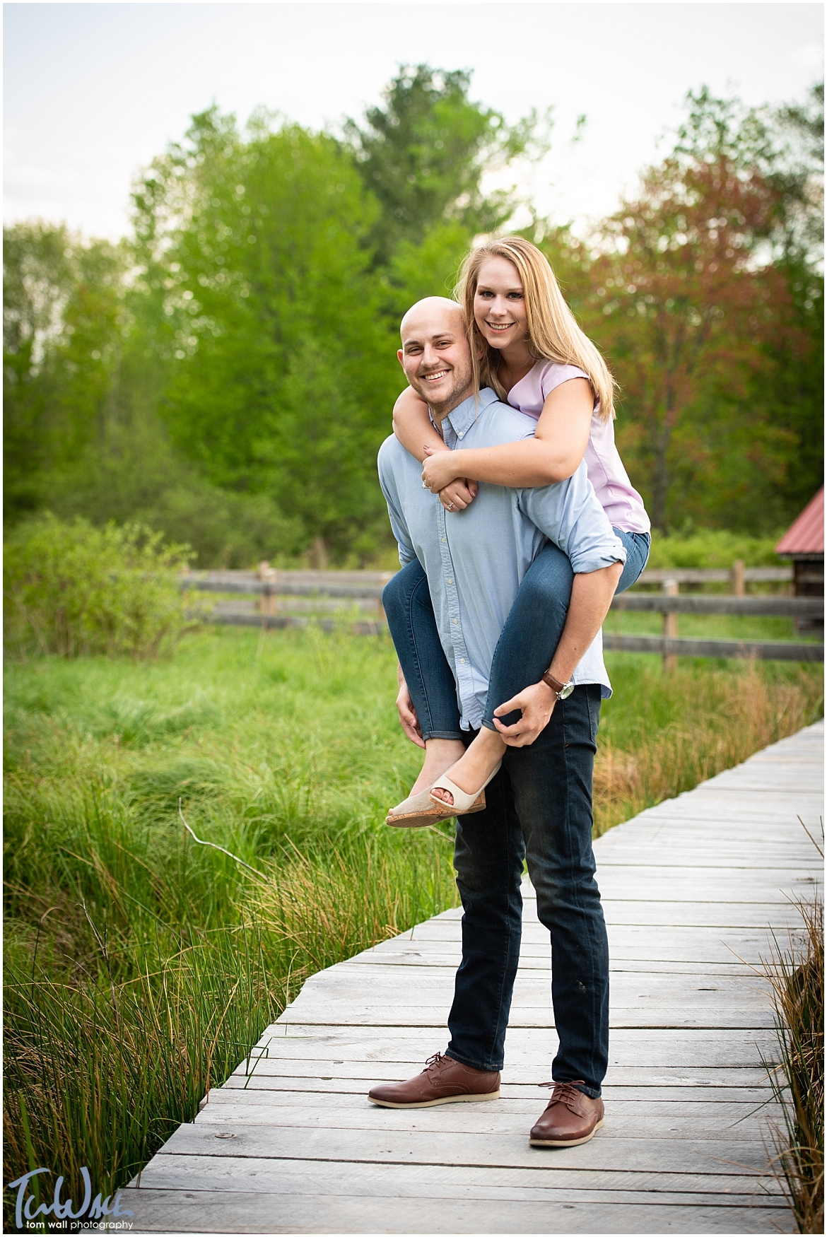 -- Ashley & Mike's engagement session